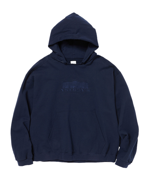 BAGGY PARKA WITH PALACE