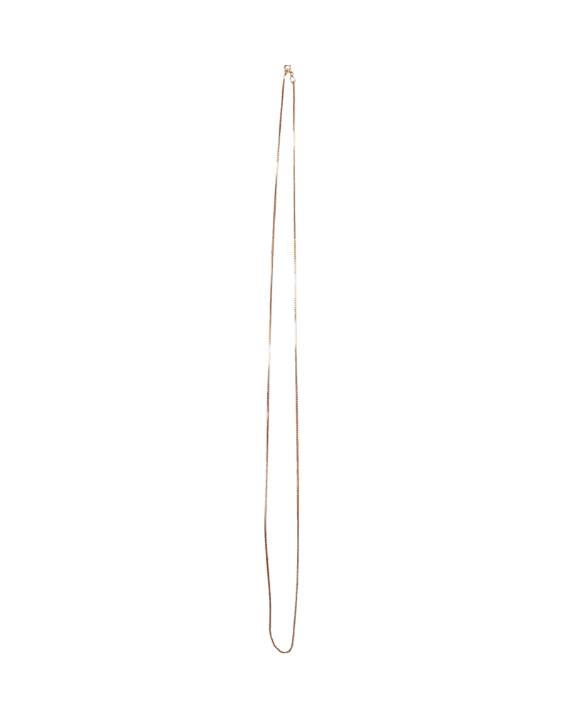 10K GOLD VENETIAN NECKLACE LONG by END