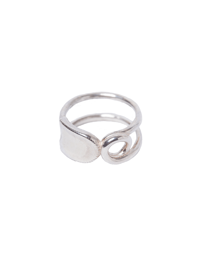 ANZEN PIN RING by END