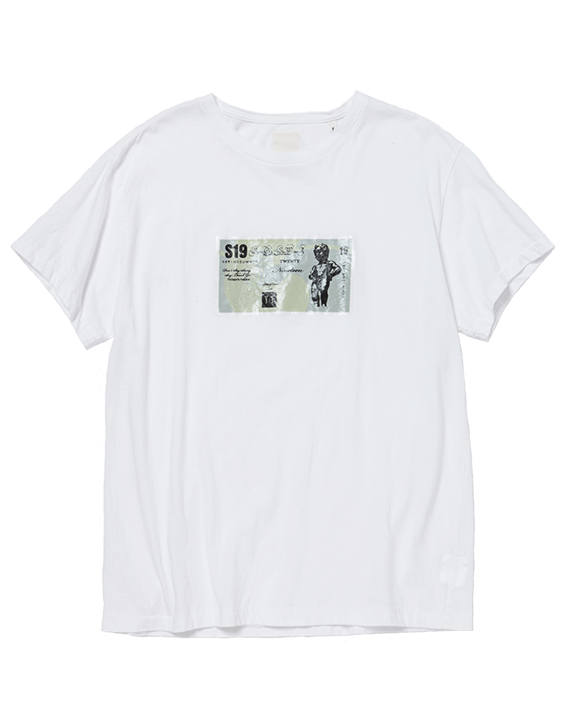 GOD SAVE THE QUEEN TEE SS